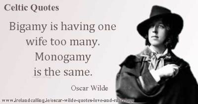 Oscar Wilde Quotes On Marriage. QuotesGram