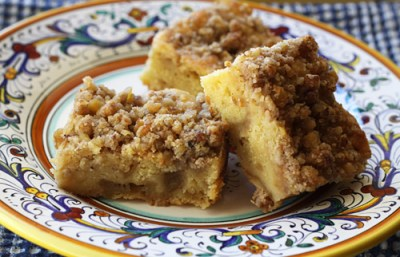 Apple Squares – Italian Food Forever