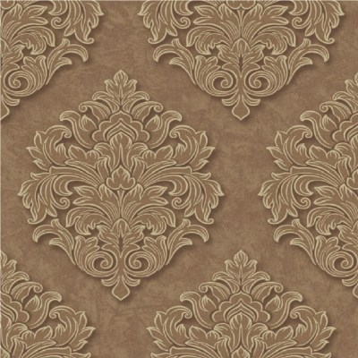 Grandeco Venice Large Damask Textured Embossed Blown Vinyl ...