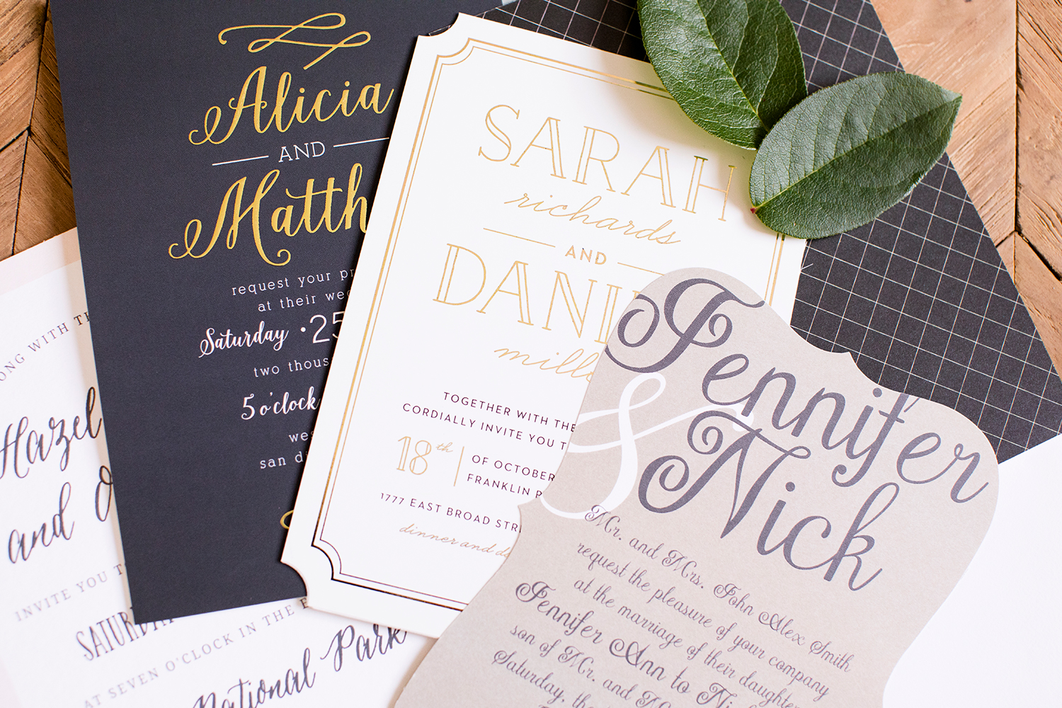 Best Online Wedding Invitations and Stationery Basic Invite online wedding invitations Best Online Wedding Invitations Image Property of www j dphoto com