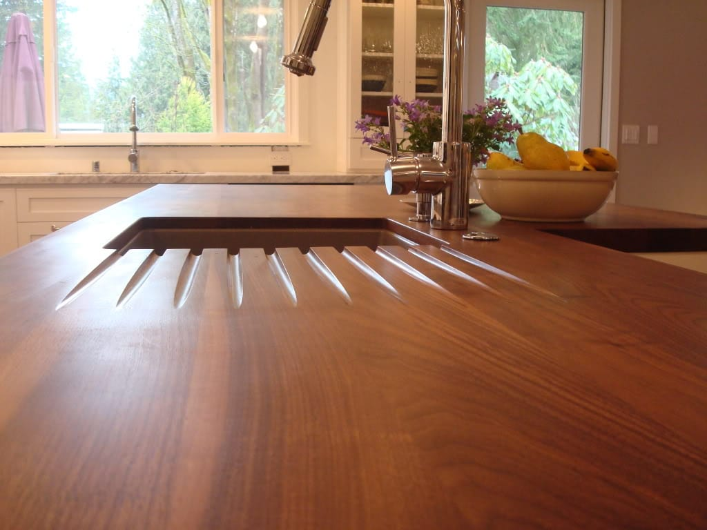 choosing the right sealer for your wood counertop wood countertops kitchen