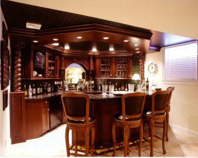 Custom Wet Bar Cabinets | Cabinets for Wet Bars in Washington, DC
