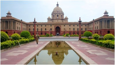 The history of Rashtrapati Bhavan|The official home of the President of India