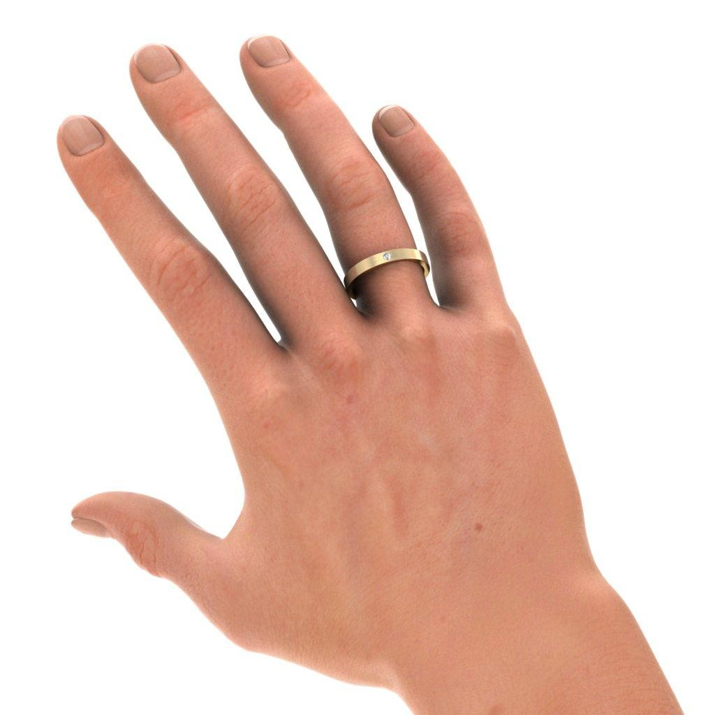 mens diamond wedding ring band in yellow gold mens diamond wedding bands Mens Diamond Wedding Ring Band in Yellow Gold