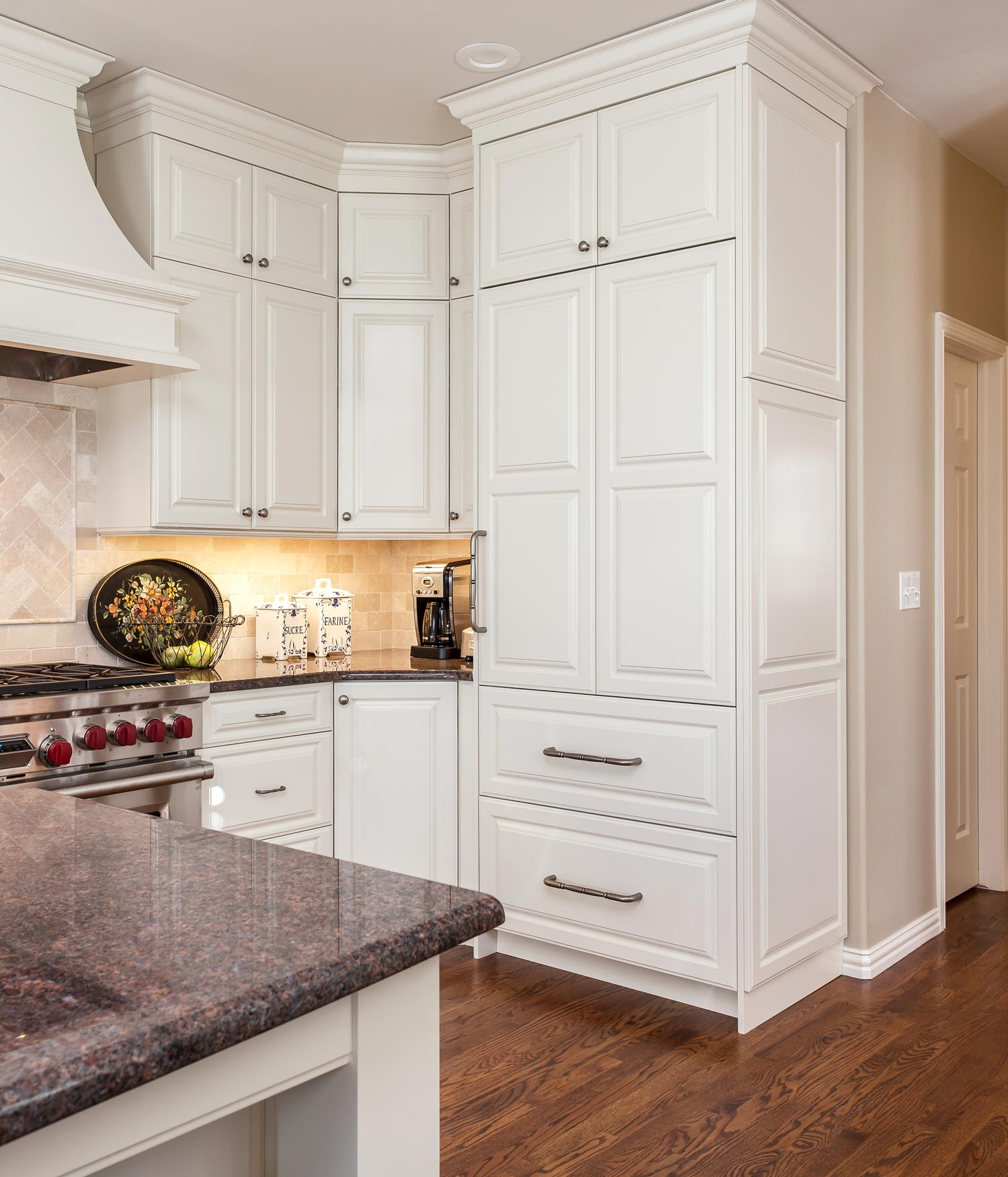 featured new remodels kitchen remodel denver Luxury meets Function in this Greenwood Village Kitchen Remodel