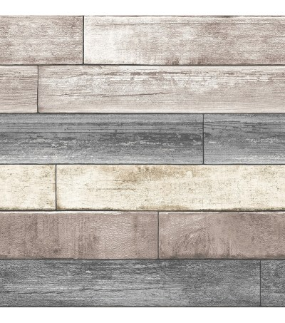 Reclaimed Wood Wallpaper - Peel & Stick Wallpaper | JOANN