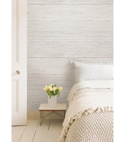 WallPops NuWallpaper Shiplap Peel and Stick Wallpaper | JOANN