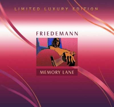 Friedemann: Memory Lane (Limited Luxury Edition) (CD) – jpc