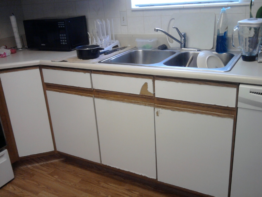 reface to update kitchen cabinets refacing Picture