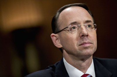 Rod Rosenstein: 5 things to know about the man who helped get Comey fired | Jewish Telegraphic ...
