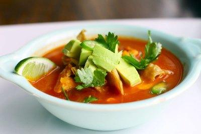 Chicken Tortilla Soup - JTA Wellness; San Antonio Dietitians