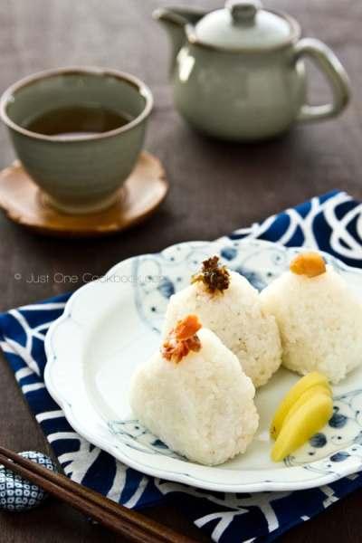 Onigiri (Japanese Rice Ball) おにぎり • Just One Cookbook