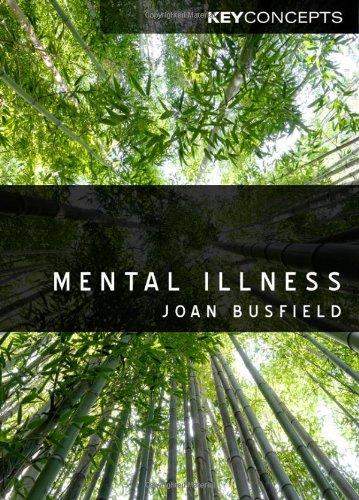 Psy 240 history of mental illness term paper