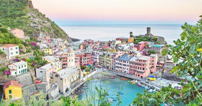 Our Italian Honeymoon: Part 1 {Amalfi Coast + Capri ...