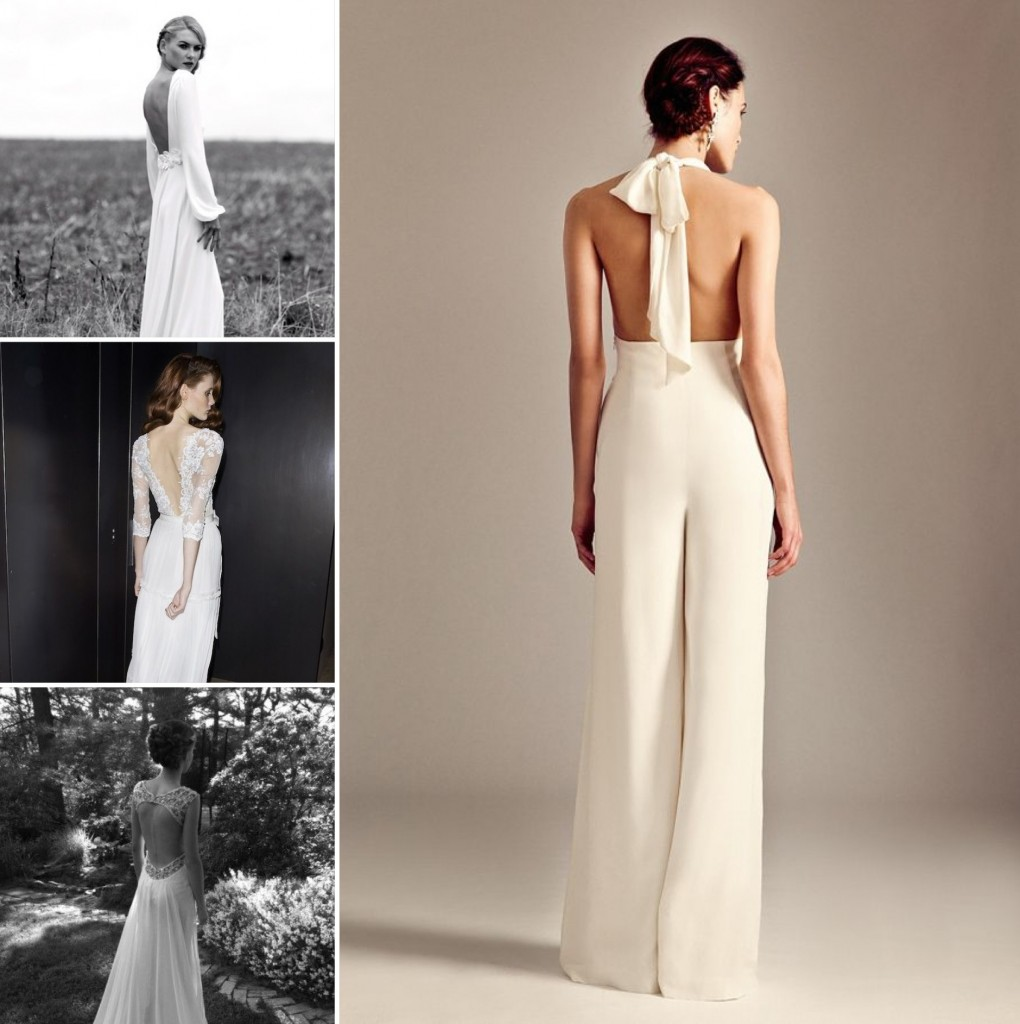 beautiful backless wedding dresses backless wedding dresses Backless wedding dress ideas and inspiration 05