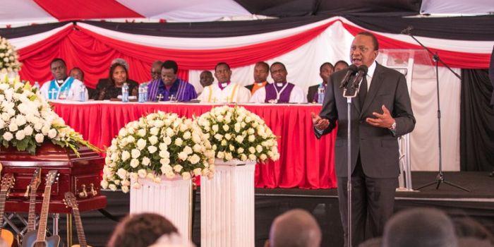 President Uhuru Invites Murang'a Musicians for Nyama Choma at State House - Kenyans.co.ke