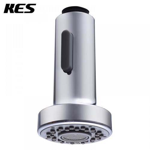 product&product id replacement kitchen faucet head KES PFS1 Bathroom Kitchen Faucet Pull Out Spray Head Universal Replacement Part Polished Chrome