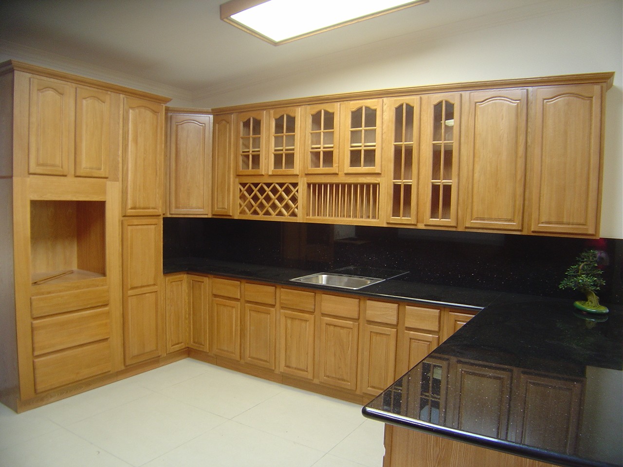 Oak Kitchen cabinets solid wood kitchen cabinets Oak Kitchen Cabinets