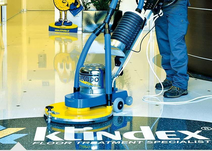 Single Disc Floor care Machines