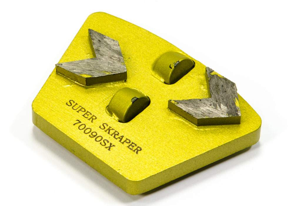SKRAPER SUPER PCD QUICK LOCK