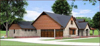 Country Home Design S2997L | Texas House Plans - Over 700 ...
