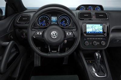 Volkswagen Scirocco - Le nouveau Volkswagen Scirocco R gagne en puissance - Salon de Genève 2014