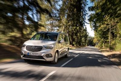 Essai Opel Combo Life XL : notre avis sur le Combo Life à ...