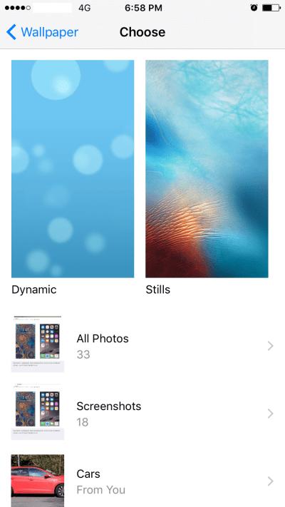 Change iPhone Lock Screen Wallpaper | Leawo Tutorial Center