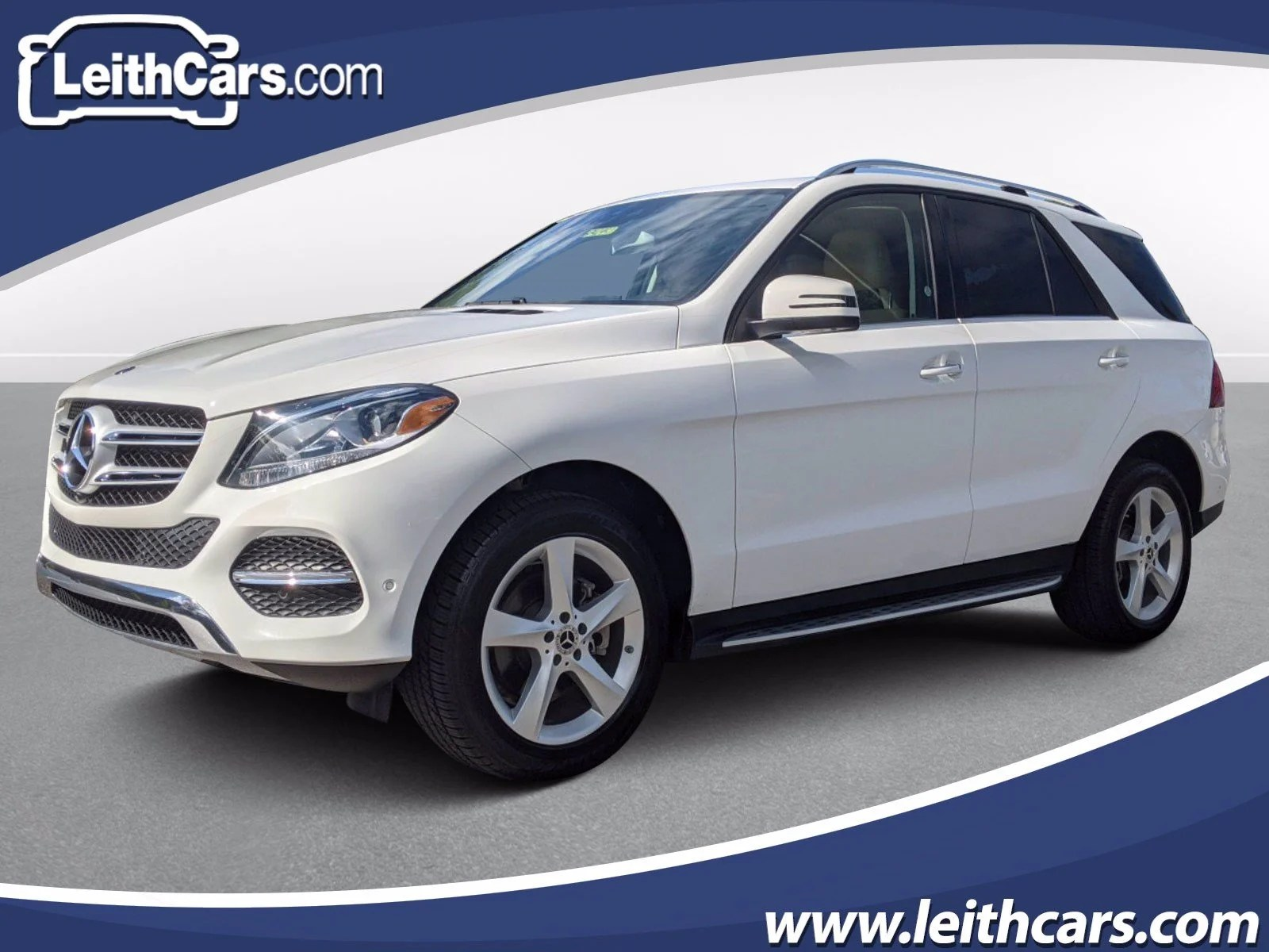 Used 2018 Mercedes Benz GLE For Sale Cary NC 4JGDA5JB4JB052437 2018 Mercedes Benz GLE GLE 350 SUV in Raleigh  NC   Leith Volkswagen