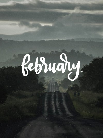 It Will Be Worth It- February Handlettered Tech Wallpapers - Lemon Thistle