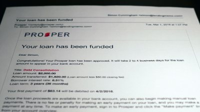 Prosper Loan Review for Borrowers: Is this Legit?