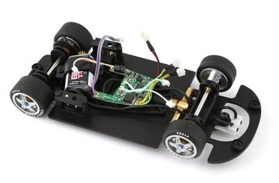 BRM: McLaren F1 GTR 1/24 une voiture de course sans demi mesure | LétratSlot