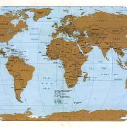 K 12 Tlc Guide to World Maps