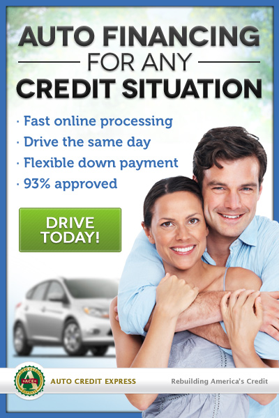 So You Have Bad Credit but Need to Get a Car Loan?