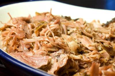 Slow Cooker Pulled Pork - Life's Ambrosia