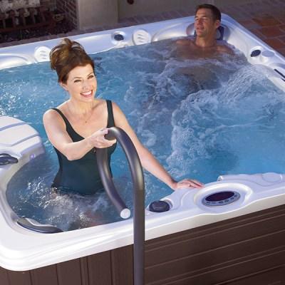 Caldera® Spas Spa Side Handrail - Lifestyles Hot Tubs