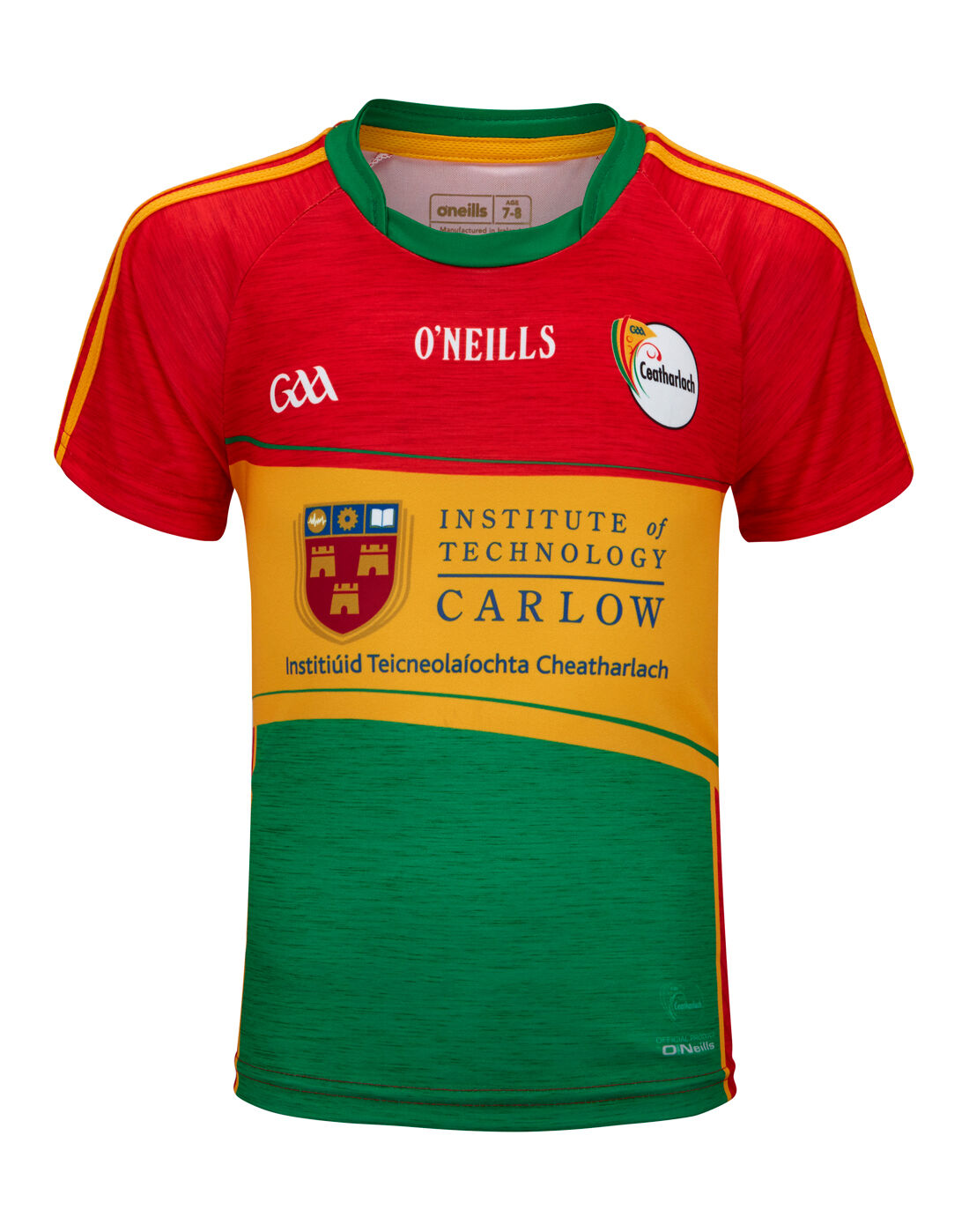 O'Neills Kids Carlow Home Jersey 2018 | Life Style Sports