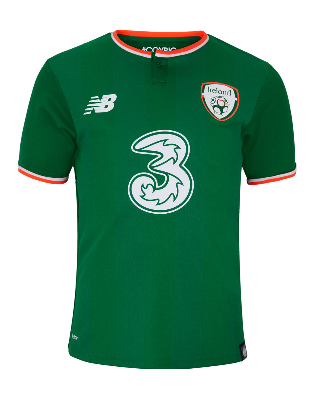 New Balance Kids Ireland Home Jerseys | Life Style Sports