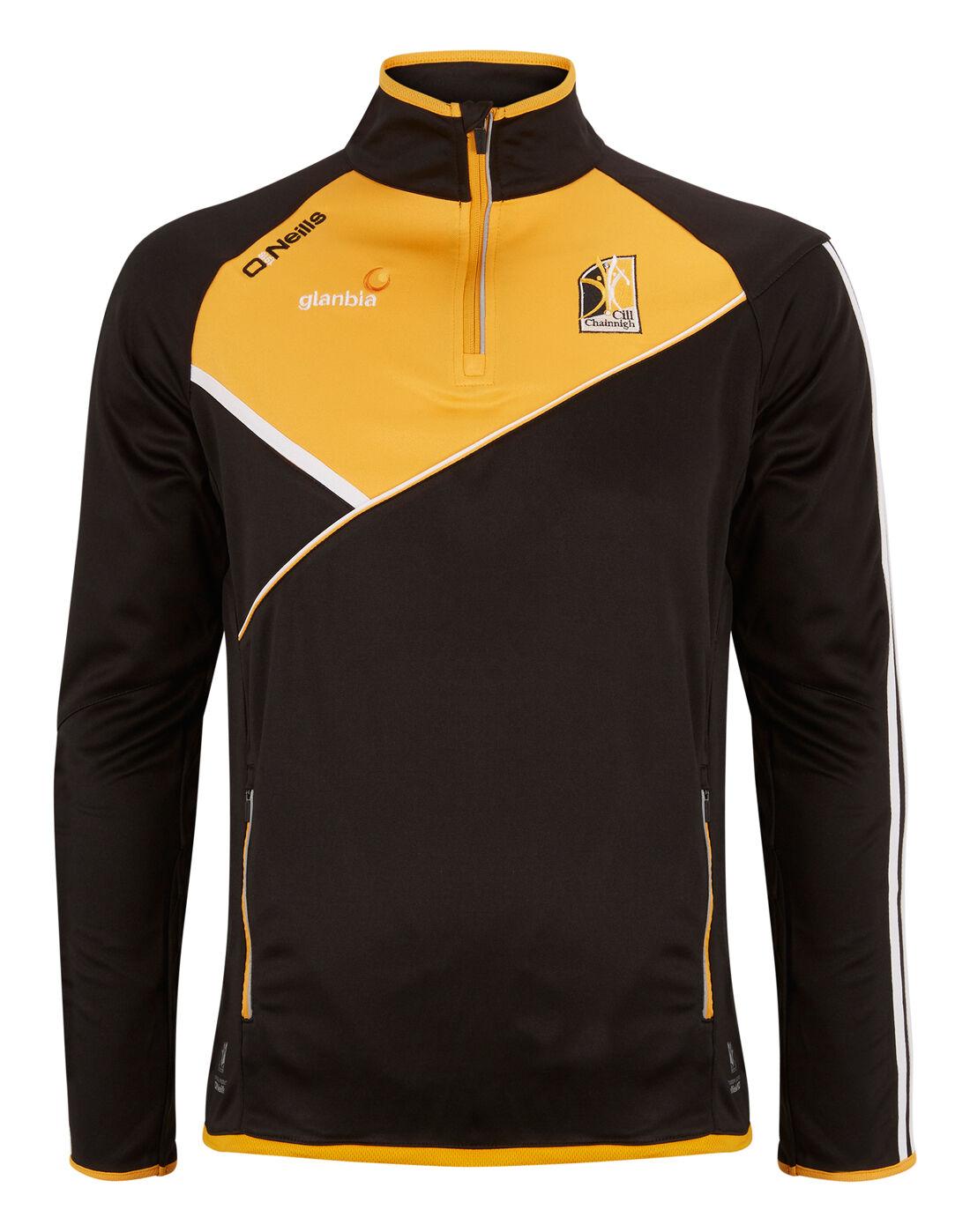 O'Neills Kilkenny Side Zip Top | Black | Life Style Sports