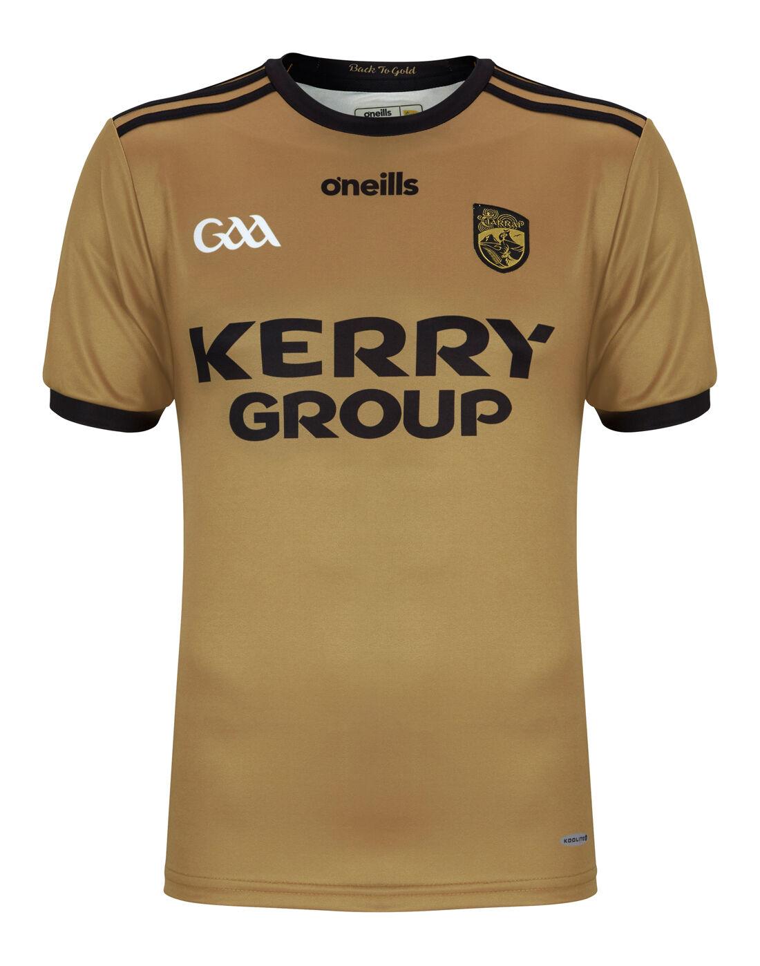 O'Neills Adult Kerry GAA Away Jersey 2018   Life Style Sports