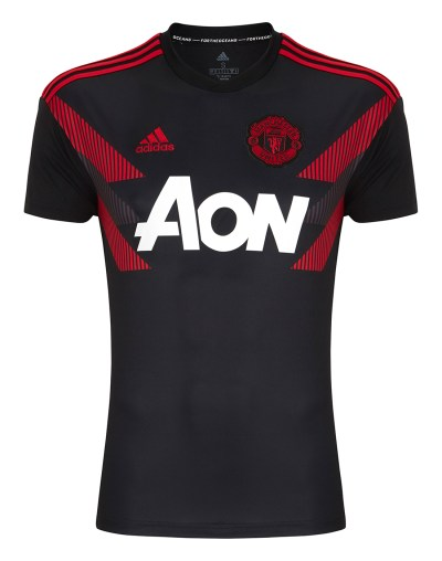 Man United Pre-Match Jersey | adidas | Life Style Sports
