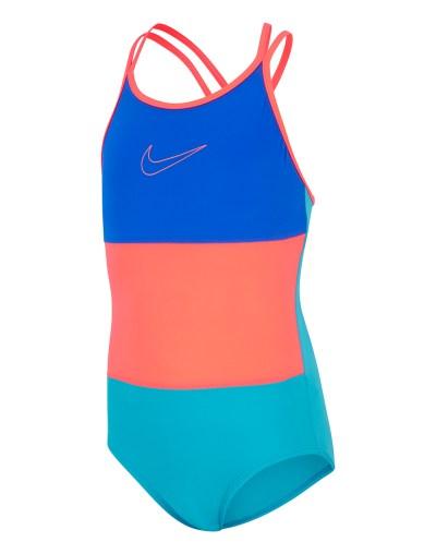 Nike Junior Girls Spiderback Swimsuit | Life Style Sports