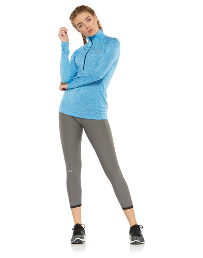 Under Armour Womens Armour Crop Tight | Life Style Sports