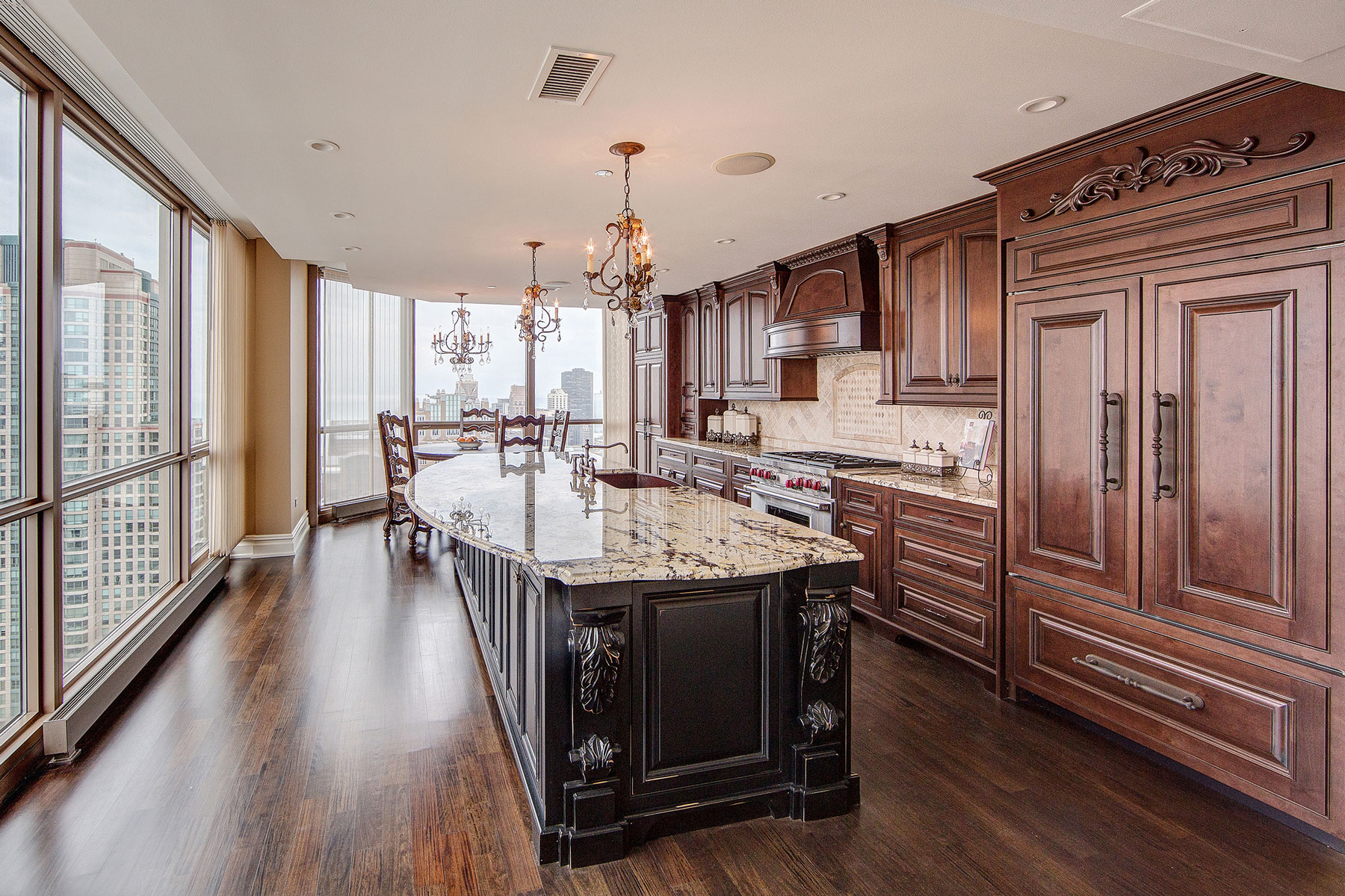 kitchen and bathroom remodeling kitchen remodeling chicago Chicago Condo Kitchen Remodel