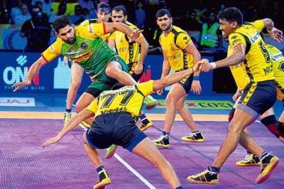 Pro Kabaddi faces an age-old problem - Livemint