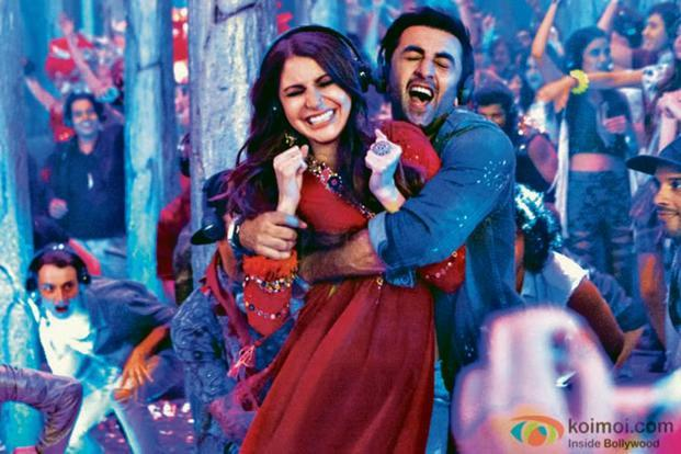 The love issue 2018  Break up songs   Livemint Anushka Sharma and Ranbir Kapoor in a still from  The Breakup Song  from