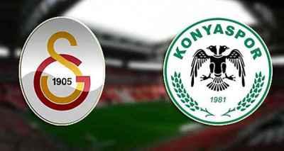 Galatasaray vs Konyaspor - Live Stream
