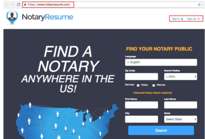 How to Post Your Loan Signing Agent Certification to Notary Resume