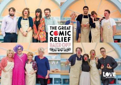 The Great Comic Relief Bake Off | Love Productions