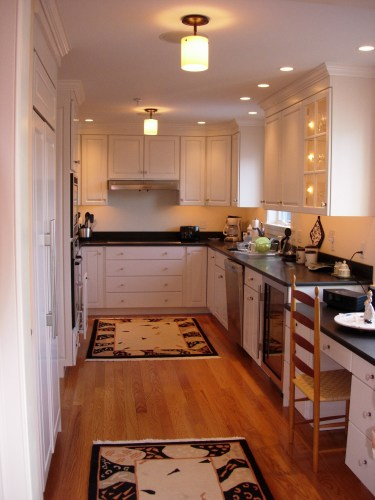 kitchen lighting led kitchen light Kitchen Private Residence Portland